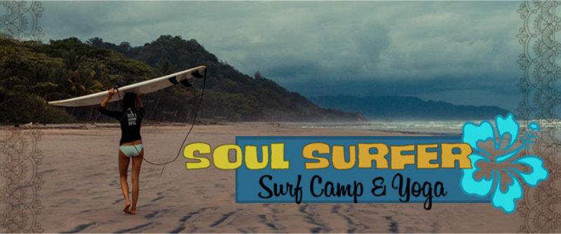 Soul Surfer - Costa Rica Surf Camp & Retreat