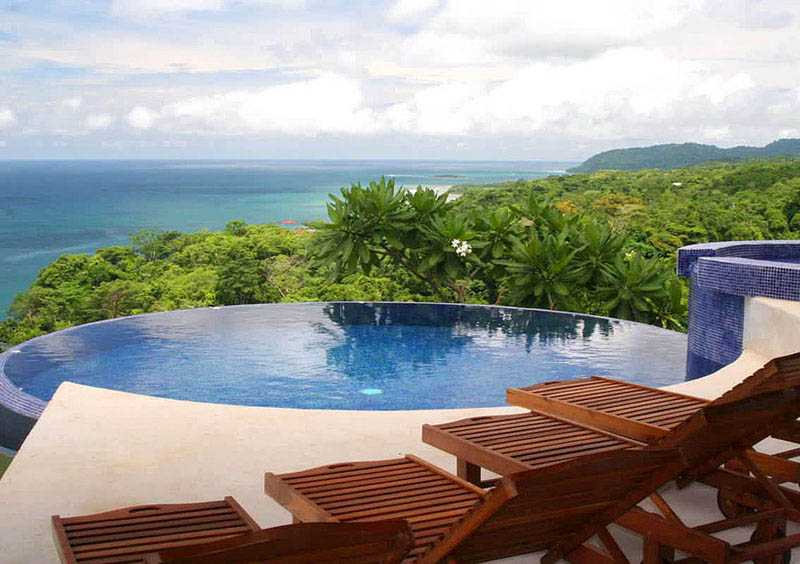 Relax on The Pool Deck at Anamaya Resort