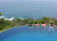 Costa Rica Saltwater Pool