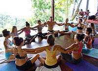 Yoga retreats Costa Rica