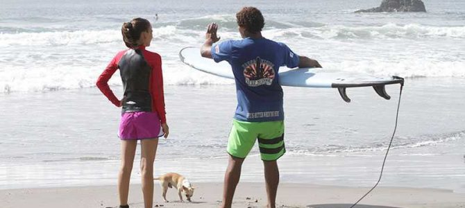 Surfing Safety and Etiquette