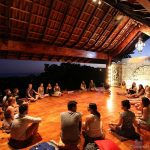 World's most beautiful place to do yoga
