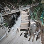 Building the stairs