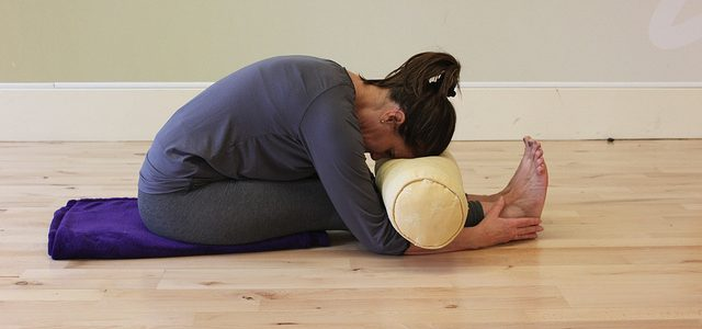 Seated Forward Bend (Paschimottanasana)