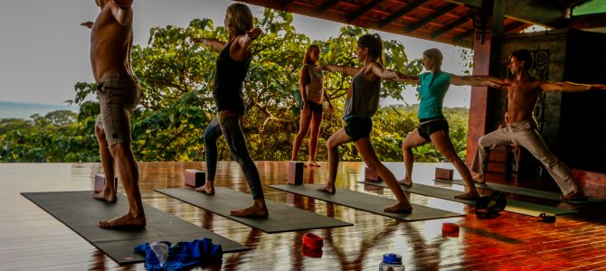 10 Reasons to attend a yoga retreat